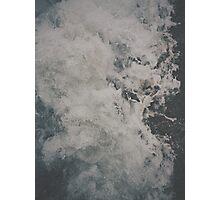 { raging sea } Photographic Print