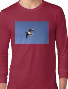 Little Gull In Flight Long Sleeve T-Shirt