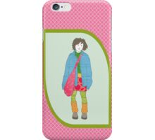 Girl Ten iPhone Case/Skin