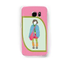 Girl Ten Samsung Galaxy Case/Skin