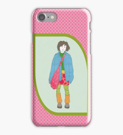 Girl Ten iPhone Case/Skin