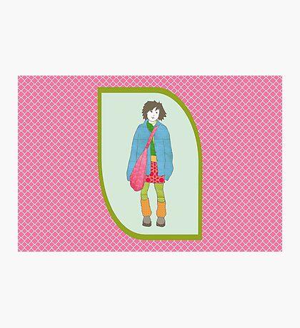 Girl Ten Photographic Print