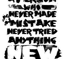 Quote Albert Einstein by HeyGlad