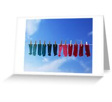 Happy Socks Greeting Card