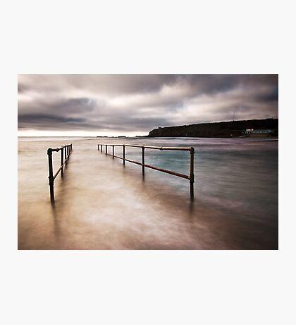 Sea Bridge Photographic Print