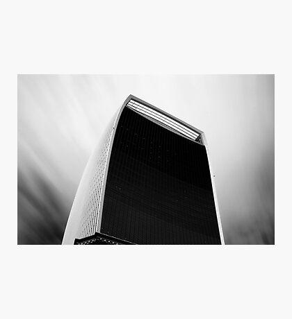 Walkie Talkie Building Photographic Print