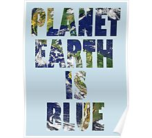 Planet Earth ... Poster