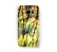 Abstract Trees Samsung Galaxy Case/Skin