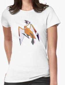 Golden Moa - Guild Wars Womens Fitted T-Shirt