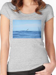 Calm Before The Storm Women's Fitted Scoop T-Shirt