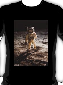 One Small Step for Man T-Shirt