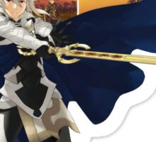 Fire Emblem Fates - Hoshido vs Nohr (Kamui Edition) Sticker