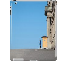 Distant Guard iPad Case/Skin