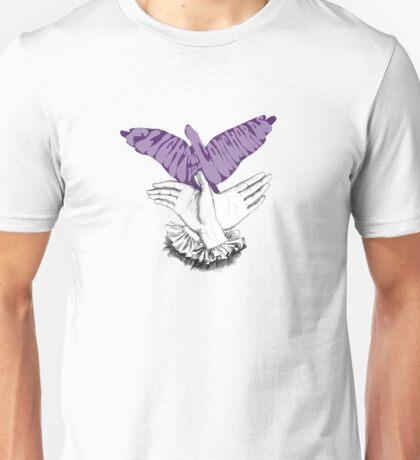 Flipping the Bird Unisex T-Shirt