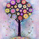 Dark tree by sue mochrie
