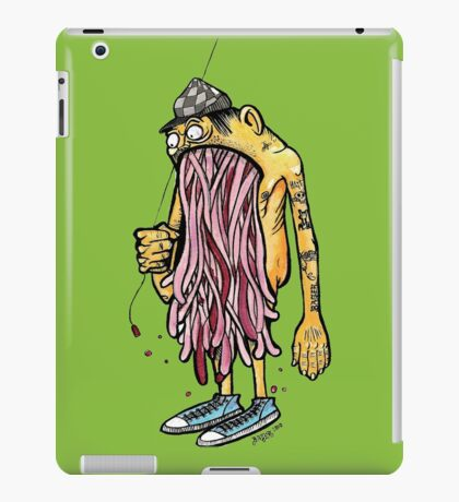 Reject yourself iPad Case/Skin