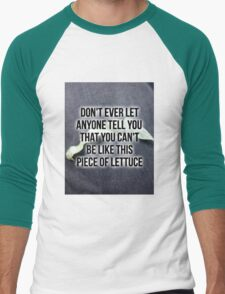 Owl City Inspirational Lettuce Quote T-Shirt