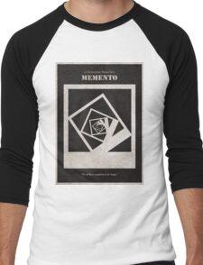 Memento Men's Baseball ¾ T-Shirt