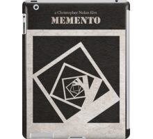 Memento iPad Case/Skin