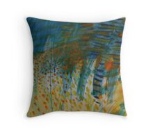 One Thing Leads to Another Throw Pillow