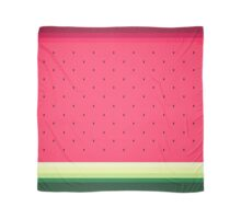 Watermelon // Graphic Fruit Pattern Scarf