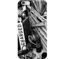 Charged & Waiting iPhone Case/Skin