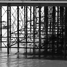 Under the Pier by Richard Murch