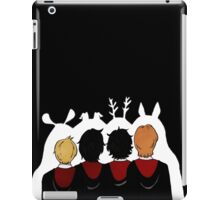 The Marauders Ears iPad Case/Skin