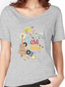 I Love the 60's Women's Relaxed Fit T-Shirt