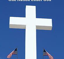 One Nation Under God, Lest We Forget! by Linda Jackson