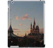Tokyo Disneyland Sunset iPad Case/Skin