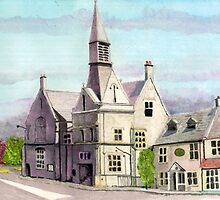 Stow on the Wold Town Hall by doatley
