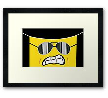 Bad Cop Framed Print