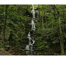 Tillman Ravine - Buttermilk Falls Photographic Print