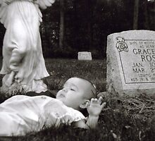 Baby in Cemetary by ZamirasSong
