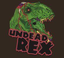 Undead Rex by SimplyMrHill