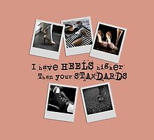 Standards in Heels by Gillian Berry