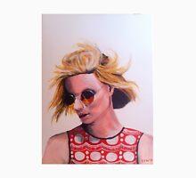 Sunglasses & Windy Hair Unisex T-Shirt