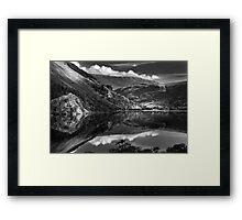 Llyn Gwynant, Wales Framed Print