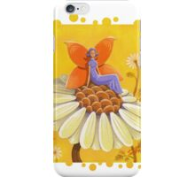 Singing Camomile Fairy iPhone Case/Skin