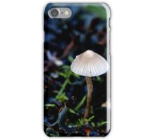 Amid The Blackness iPhone Case/Skin