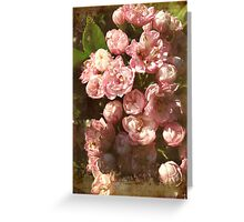 wild wild roses Greeting Card