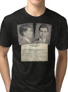 Lucky Luciano Wrap Sheet Tri-blend T-Shirt