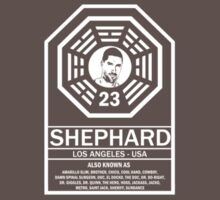Candidate 23 - Shephard (LOST) by Mark Wilson