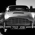 1965 Aston Martin DB5 4.2 Litre by Nick Bland