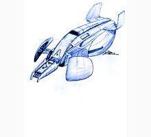 shuttle drawn Unisex T-Shirt