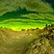 I&#x27;m Dreaming of Green Skies - A Pano by AlienVisitor