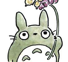 Totoro My Neighbour Totoro by LadyTakara
