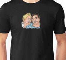 Paul and Catherine King Illustration Unisex T-Shirt