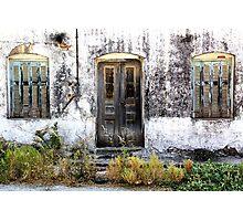 Forsaken House I Photographic Print